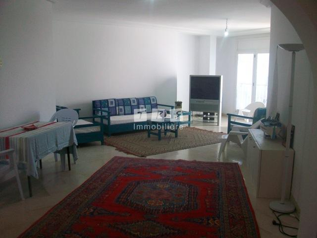 location appartement hammamet